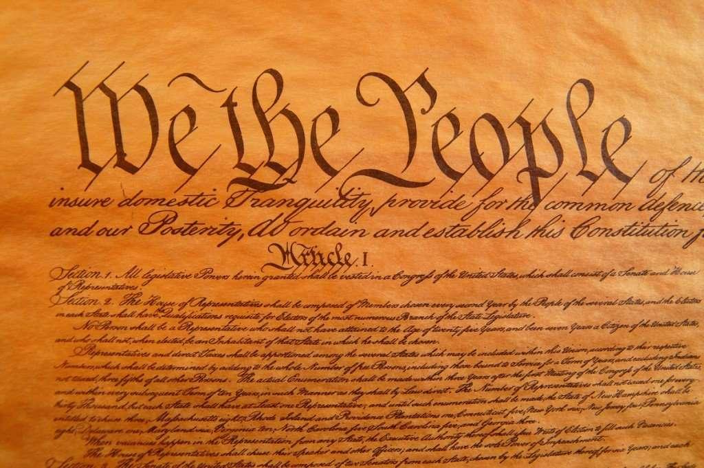 bigstockphoto_United_States_Constitution_631166