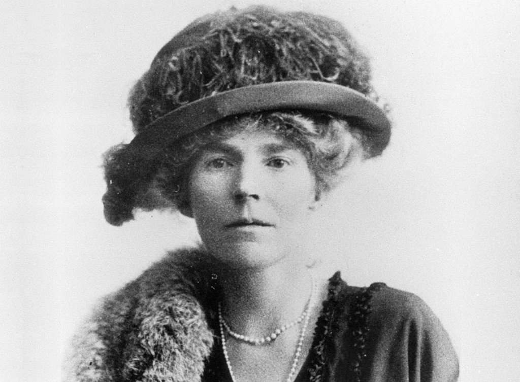 Gertrude Bell - espionne britannique