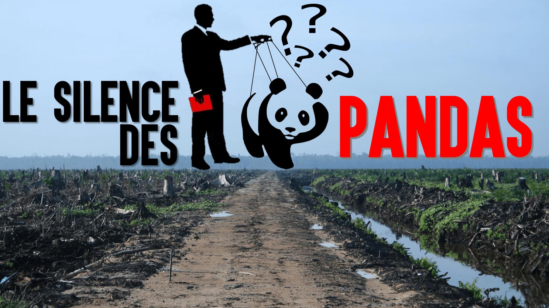 """Voir, à ce propos, l'excellent documentaire de Wilfried Huismann, """"Le silence des pandas"""""""