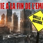 Quelle fin absurde: La vie à la fin de l'Empire (2007)