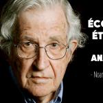 Écologie, éthique et anarchie (entretien avec Noam Chomsky)