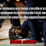 Comment la non-violence protège l'État – Chapitre 1: La non-violence est inefficace (par Peter Gelderloos)