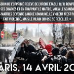 L'idéologie de la non-violence en question (TIMULT)