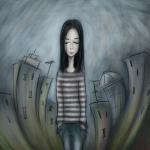 La dépression est une maladie de civilisation (par Sara Burrows)