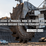 Le mythe du progrès (par Charles Baudelaire)