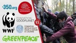 ZAD vs ONG