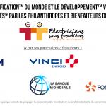 La nuisance philanthropique: corporations, ONG, électricité et nouveaux marchés