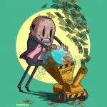 Pourquoi la civilisation industrielle pourrait entièrement dévorer la planète (par Theodore Kaczynski)