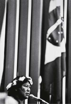 Davi discursa no Congresso Nacional