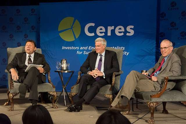 Bill McKibben & le CERES